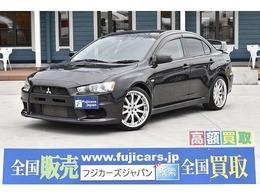 三菱 ランサーエボリューション 2.0 GSR X 4WD 車高調 柿本マフラー 19インチAW レカロ