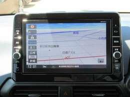 大型9インチ純正メモリーナビゲーション(MM319D-L)地デジ視聴&DVD再生可能です♪