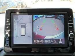 上から丸見え!アラウンドビューモニター☆移動物検知機能でドライバーをサポートします♪