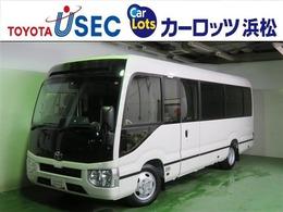トヨタ コースター EX 純正メモリーナビ バックM ETC TSS