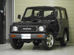 スズキ ジムニー 660 ワイルドウインド リミテッド 4WD 1型グリル・アルミホイール