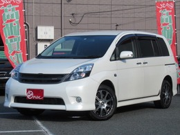 トヨタ アイシス 1.8 プラタナ Vセレクション 4WD フリップダウンモニター