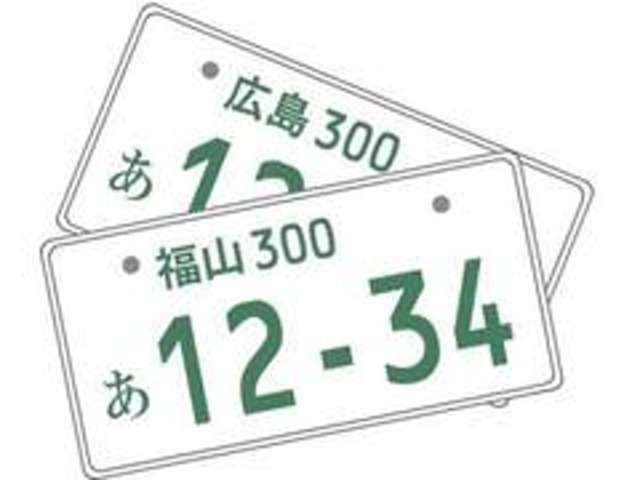 Aプラン画像:希望ナンバーを取得するパックです。お好きな数字・思い出の数字をお客様の愛車にも!