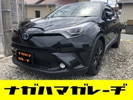 トヨタ C-HR ハイブリッド 1.8 G EGS保証