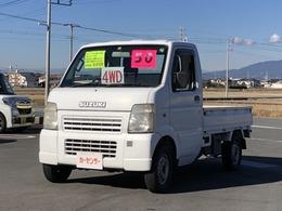 スズキ キャリイ 660 KCエアコン・パワステ 3方開 4WD 5速MT