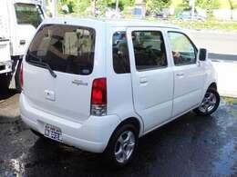 平成15年式ワゴンR N-1 キーレス・社外アルミ・CDデッキ付 当社管理ユーザー買取車入庫です!!