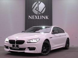 BMW 6シリーズグランクーペ 640i Mスポーツ 車検整備・夏冬T付・サンルーフ・19AW