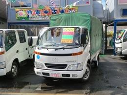 トヨタ ダイナ 4.6 ジャストロー ディーゼル 幌付