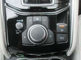 電動パーキングにブレーキホールドシステム!快適な運転をサポート!