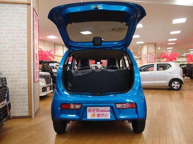 荷物もたくさんつめるので、買い物にも便利です!