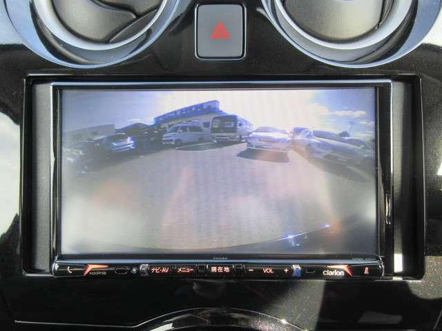 バックカメラついてます!!駐車時も安心です!