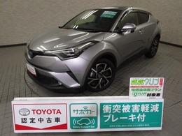トヨタ C-HR ハイブリッド 1.8 G LED エディション メモリ-ナビ LED バックモニタ-ETC