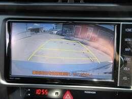 純正SDナビ付き♪ ガイド線付バックカメラで駐車も安心ですね♪広角のカメラを使用しております♪