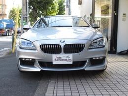 BMW 6シリーズグランクーペ 640i Mスポーツパッケージ ガラススライディングルーフ