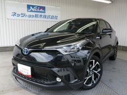 トヨタ C-HR ハイブリッド 1.8 G トヨタセーフティセンスP ナビ ETC