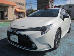 トヨタ カローラ 1.8 WxB 元当社試乗車  DA Bモニター ETC