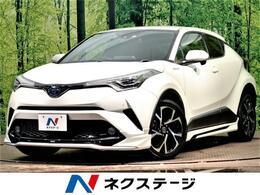 トヨタ C-HR ハイブリッド 1.8 G モデリスタ 純正9型ナビ シーケンシャル