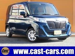 トヨタ ルーミー 1.0 X S /電動ドア/禁煙/HDDナビ/衝突軽減/キーフリ