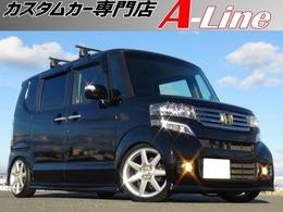 ホンダ N-BOX+ 660 カスタムG ターボパッケージ アウトドア仕様 ドラレコ 車高調16インチ