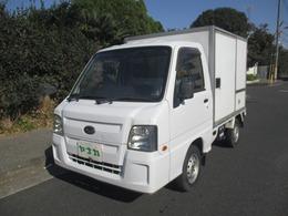 スバル サンバートラック 660 TC 三方開 4WD 冷凍冷蔵庫 5マニュアル