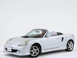 トヨタ MR-S 1.8 Sエディション オープンカー/6速MT/MRレイアウト