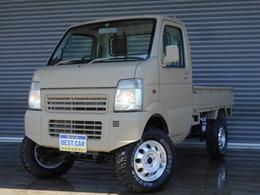 スズキ キャリイ 660 KCパワステ 3方開 4WD リフトアップ車