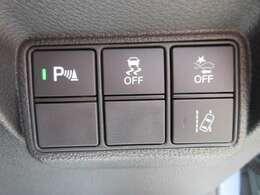 安心安全のホンダセンシング搭載モデル♪ 安全装置も充実しております♪ 衝突軽減&レーンキープ機能♪