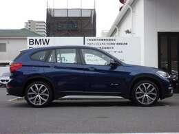 BMW X1 xDrive20i X-LINEの入荷です!お車詳細や展示状況はフリーダイヤル(0066-9711-498412)またはBPS城東鶴見06-6933-6600迄お問合せ下さい。