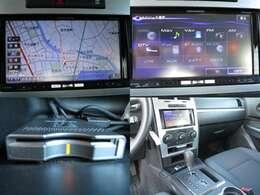 HDDナビ ミュージックサーバー Bluetooth接続可 ETC装備