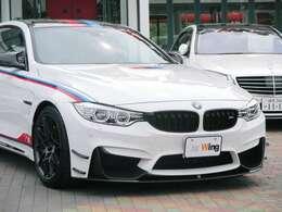 特別装備:BMW M Performanceカーボンフロントスプリッター 特別装備:BMW Individualハイグロスシャドーラインキドニーグリル/サイドギル 特別装備:専用CFRP製フロントエアロフリック エアブリーザー