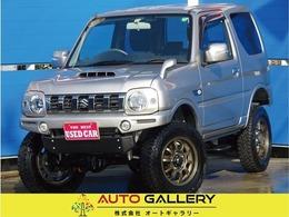 スズキ ジムニー 660 ランドベンチャー 4WD 5MT/リフトUP/バンパ-/マフラ-/ナビ/Dレコ