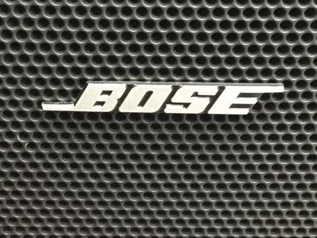 BOSEは豊かな表現力と臨場感あふれるサウンドが魅力です。