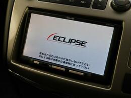 ☆ECLIPSEナビ・地デジTV付(UCNV1000)☆その他にドライブレコーダーやセキュリティー、音響のカスタムパーツも販売中☆お気軽にスタッフまで♪