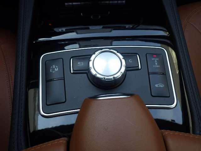 コマンドコントローラーでサクサク切り替え可能です。車高HIモードスイッチ。