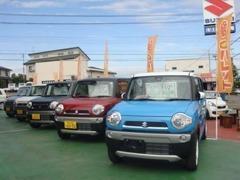 オールメーカーの軽届出済み未使用車を中心に在庫台数埼玉県北部最大の120台!人気車種はフルカラーでお選びいただけます。