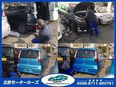 ◆当店の車両すべて第三者機関のAIS検査を受けてから販売しております。もちろん評価書もお客様にお渡しする事が可能です◆