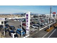 軽自動車・コンパクトカー・ミニバンを中心に良質な車を展示しています在庫台数60台以上お気に入りの車がきっと見つかります!