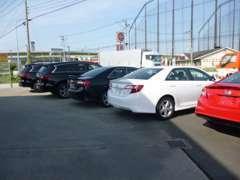 ヨーロッパ車、アメリカ車、 日本車 逆輸入車等の販売、排ガス試験等もご相談下さい!!