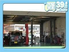 国から許認可を得た認証工場ですので、分解整備等の重整備もお任せ下さい!車検や修理、オイル交換等トータルでお任せ下さい★