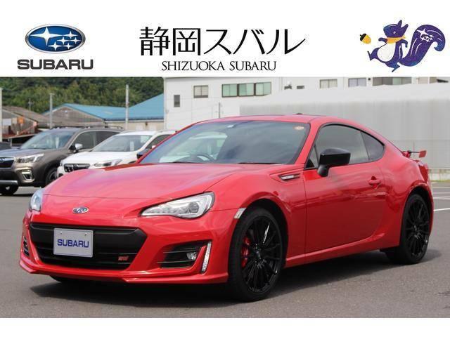 BRZ STI スポーツ 6MT 低走行距離車入荷!静岡県在住、当社とお付き合いできるお客様限定販売とさせていただきます。