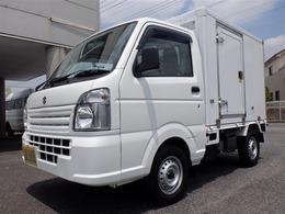 スズキ キャリイ 660 移動販売冷凍車 1WAY 中温冷蔵冷凍