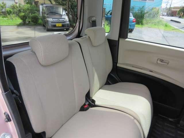 足元広々!ソファのような座り心地の4席グラマラスコンフォートシート!
