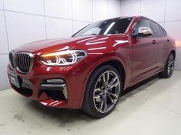 BMW X4 M40i 4WD セレクトパッケージ 正規認定中古車