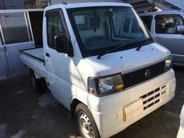 日産 クリッパートラック 660 DXエアコン付 パワステ