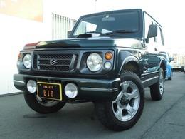 スズキ ジムニー 660 ワイルドウインド 4WD 5MT 4WD マッドタイヤ アルミホイール