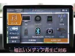 アルパインBIG-X11型大画面ナビ、フルセグ地デジTV、DVD・CD再生、SD再生、Bluetooth接続、USB接続、CD録音機能、WXGA液晶高精細ナビ!
