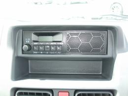 ステレオはラジオのみとなります。AM/FMの切り替え可能です!