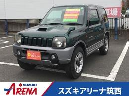 スズキ ジムニー 660 ランドベンチャー 4WD 車検令和4年3月 社外アームレスト付