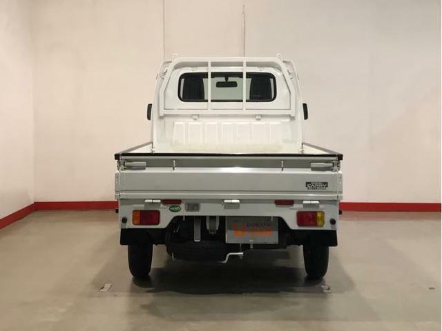 軽トラックの荷台フロアが長いので業種を問わず大活躍です♪