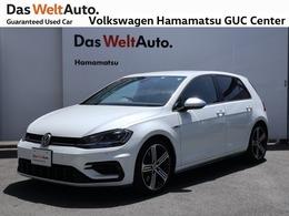フォルクスワーゲン ゴルフ R 4WD 認定中古車 禁煙車